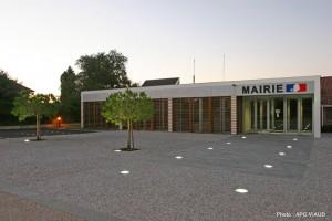 Mairie St Aubin de Médoc