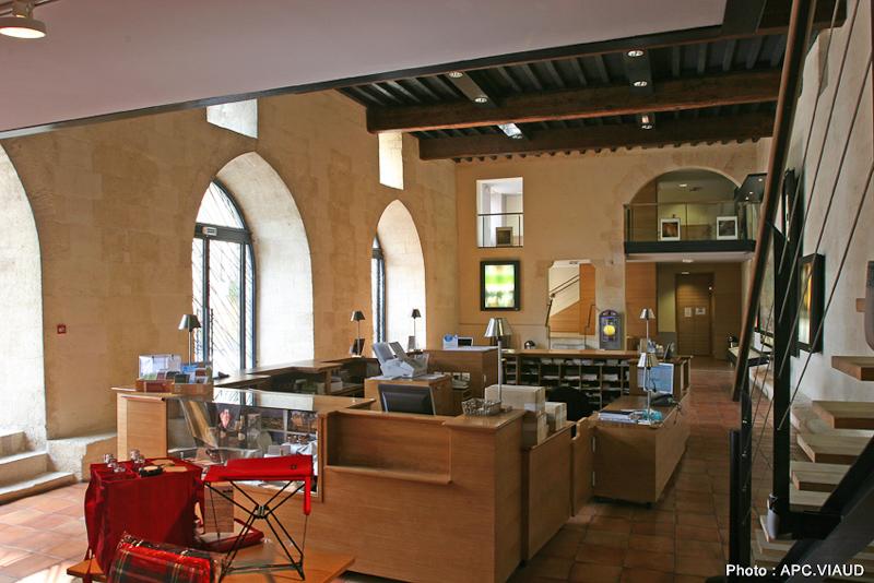 Office de tourisme st emilion cetab - Office du tourisme de saint emilion ...