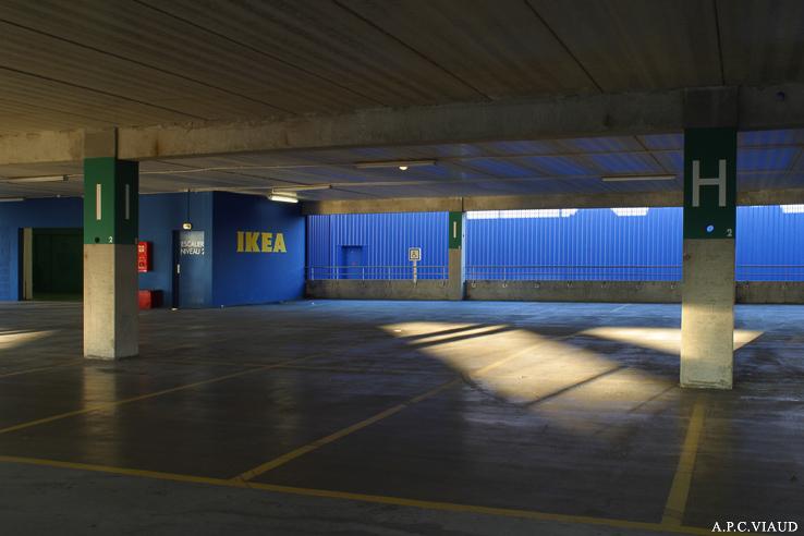 Parking Ikea Bordeaux Cetab