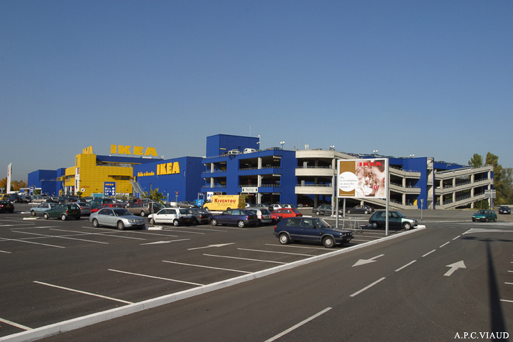Parking ikea bordeaux cetab - Numero ikea bordeaux ...