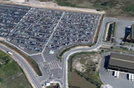 Mise en conformité Assainissement EP: Parking à plat de l'aéroport de Mérignac (33)