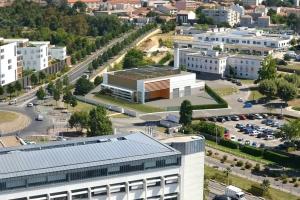 Centre Hospitalier – Charles Perrens – Bordeaux