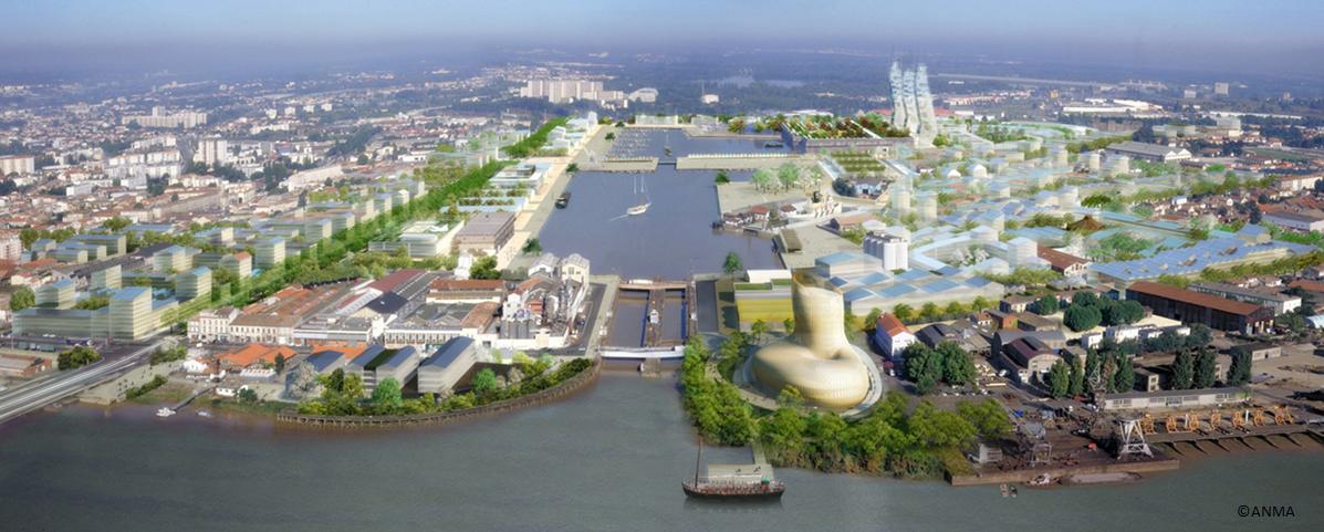 Production et Réseau de chaleur urbain – Bassins à flot