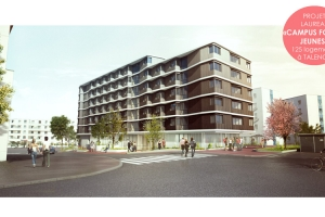 Logements Campus – Talence