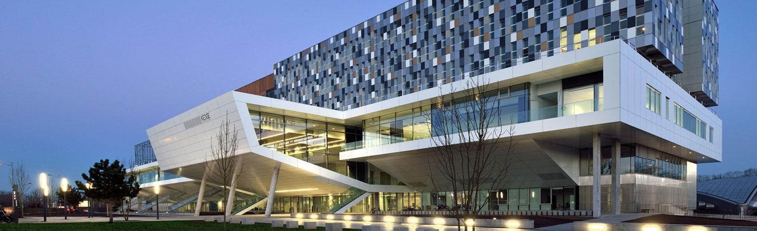 CETAB : Livraison du Bâtiment KEDGE Business School Bordeaux