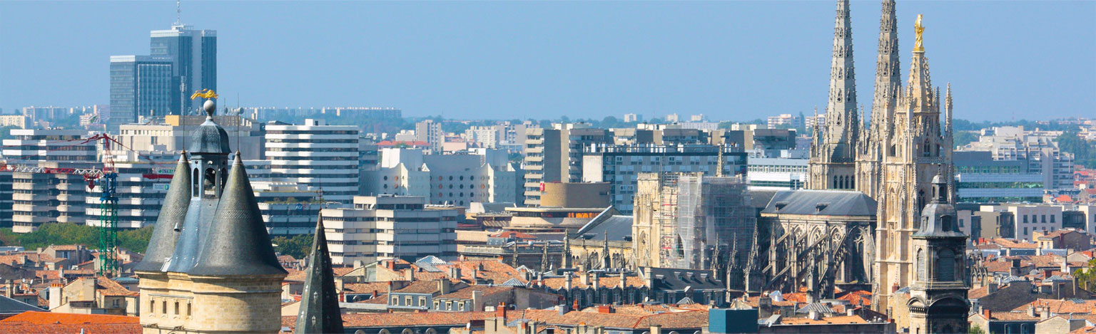 CETAB réalise la première chaufferie collective aux granulés de bois dans le Centre Ancien de Bordeaux.