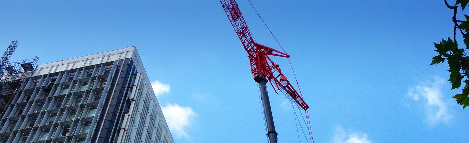 CETAB : Remplacement du traitement d'air sur les deux tours.