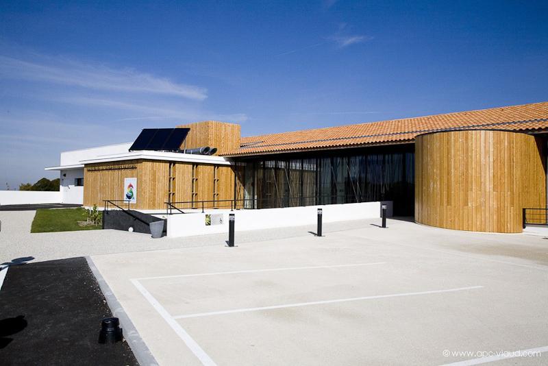 Maison De La Vigne Et Des Terroirs – Jonzac