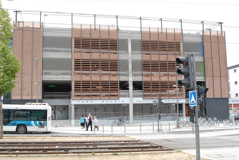 Parc Relais Ravesies Bordeaux