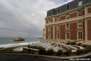 Spa Balnéothérapie Hôtel Du Palais Biarritz