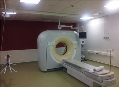 CETAB : Scanner - Hôpital de Périgueux