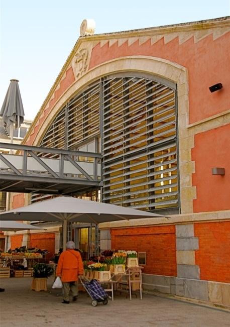 Rénovation Des Halles De Biarritz