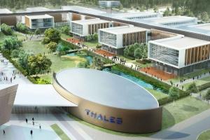 Campus Industriel De Thalès – Mérignac