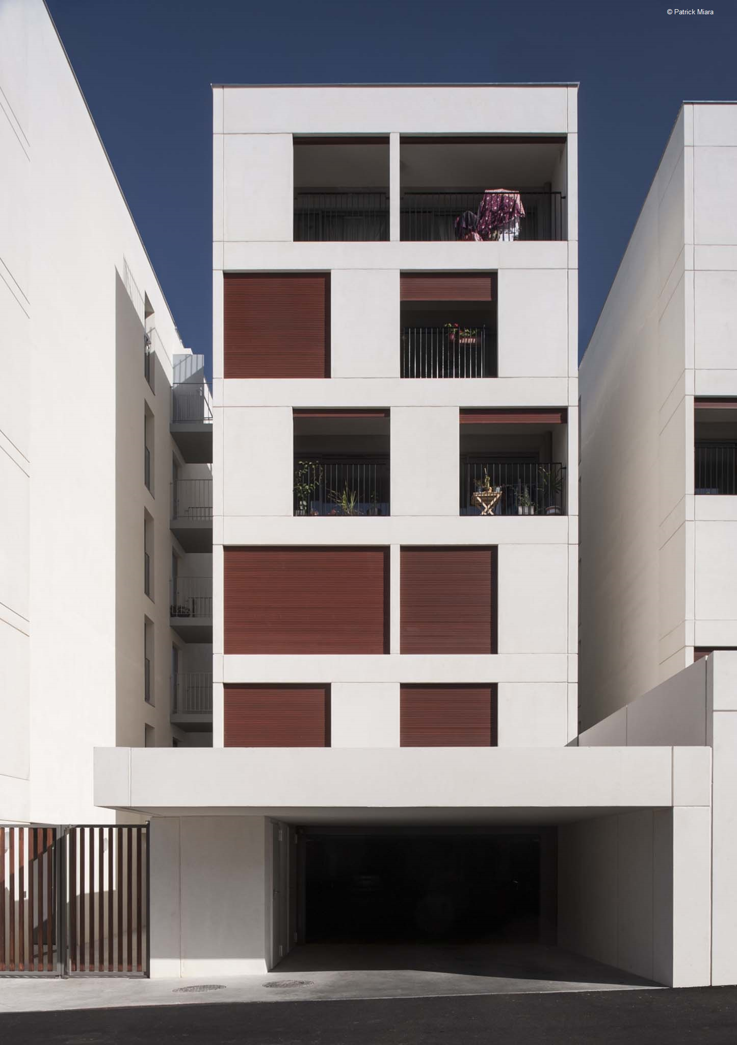 Construction de 60 logements ancienne caserne fauche for Bordeaux logement