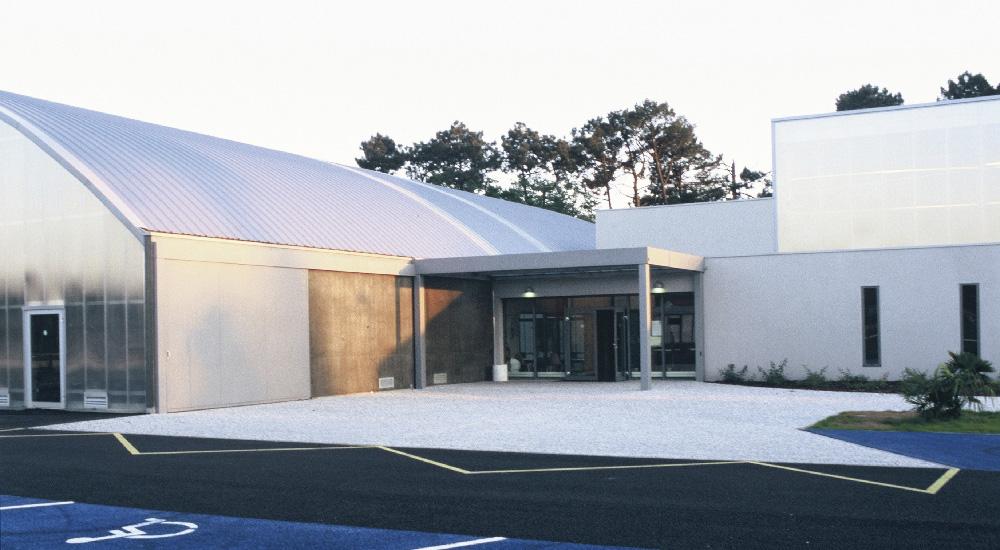 Salle De Sports – Lanton
