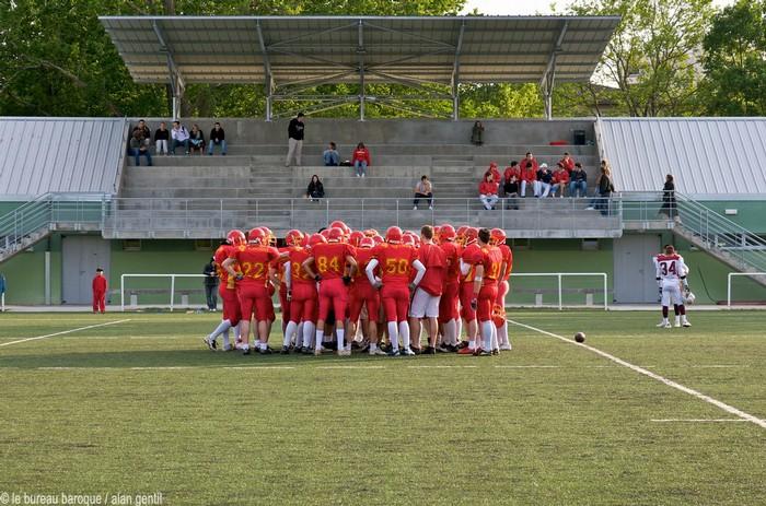Stade Bougnard – PESSAC (33)
