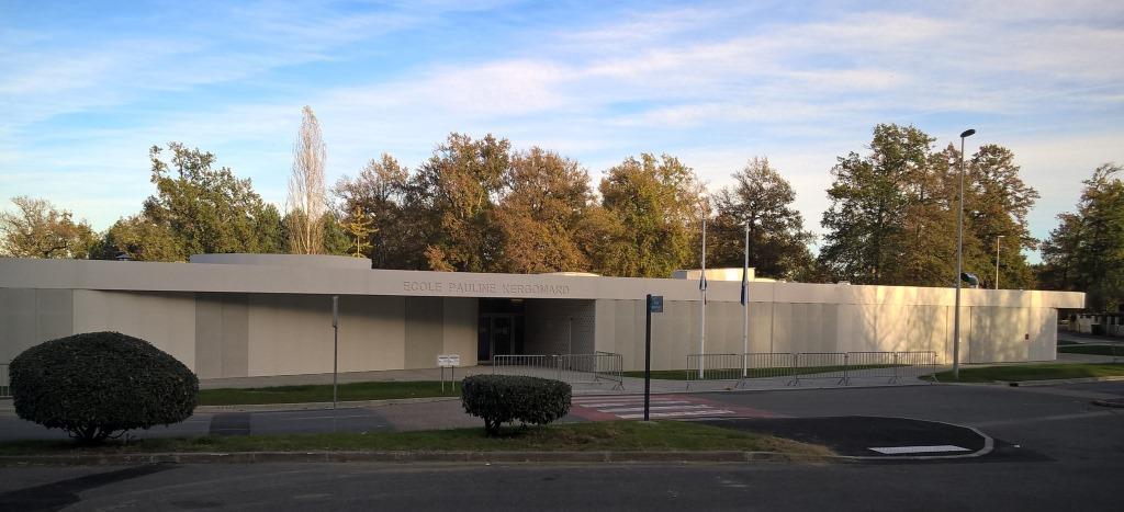Ecole Maternelle KERGOMARD à Mourenx