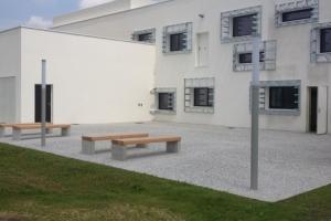 Pôle D'équipement Public Social Et Culturel Sur Le Quartier De Beaudesert à Mérignac