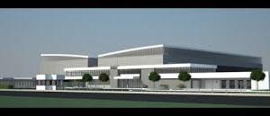 Hangar De Maintenance Des Falcon – Mérignac
