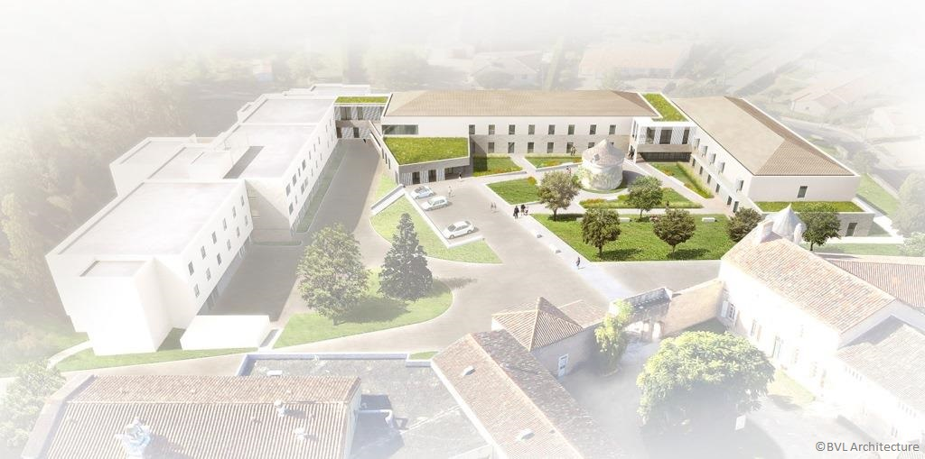 Centre Hospitalier De Chateauneuf-sur-Charente