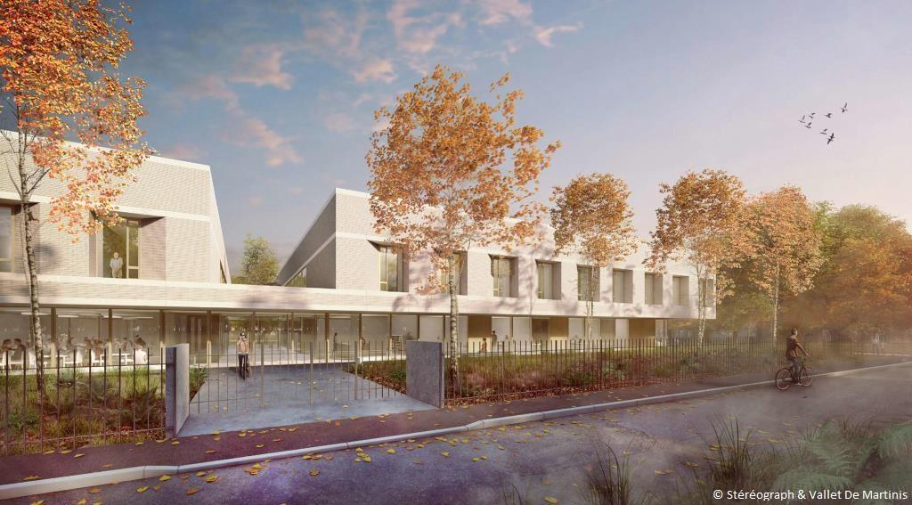 Construction Neuve D'un Foyer D'accueil Médicalisé à Draveil (91)