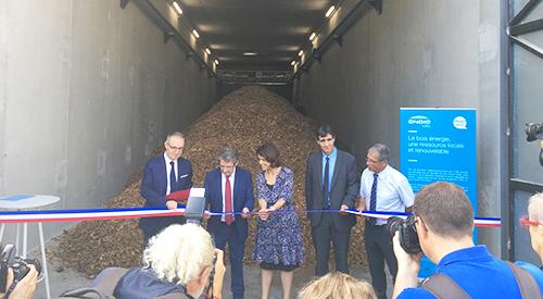 Inauguration Du Réseau De Chaleur Biomasse Des «Deux Rives» à Périgueux