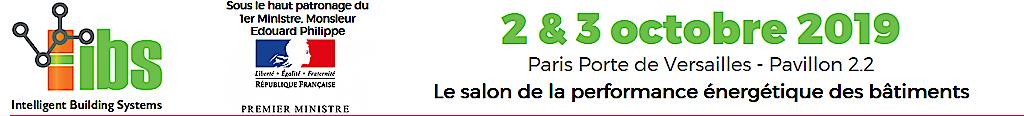 CETAB Présent à Une Conférence Au Salon IBS à PARIS